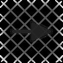 Right Arrow More Icon
