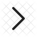 Right Arrow Chevron Icon