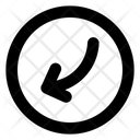 Right Symbol Direction Icon