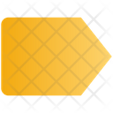 Sign Direction Next Icon