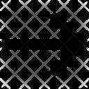 Interface Arrow Right Icon