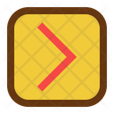 Right Interface Design Icon