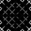Arrow Material Right Icon