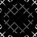 Arrow Circle Right Mini Right Next Icon