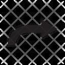 Arrow Right Next Icon