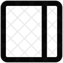 Alignment Right Layout Icon