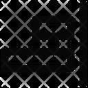 Alignment Right Move Icon