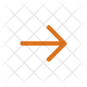 Right Next Direction Icon
