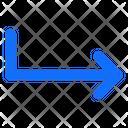 Right Undo Arrow Icon