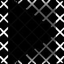 Right Arrow Play Icon