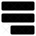 Right align Icon