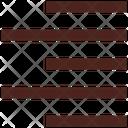 Right Align Align Alignment Icon