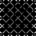 Right Align Picture Icon