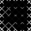 Right Align Align Text Icon