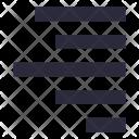 Align Right Alignment Icon