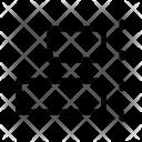 Horizontal Align Right Icon