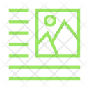 Right Picture Document Icon
