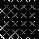 Right Alignment Center Alignment Center Text Icon