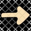 Arrow Right Arrow Button Icon