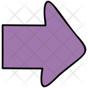 Arrow Right Arrow Navigation Arrow Icon