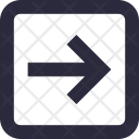 Arrow Right Direction Icon