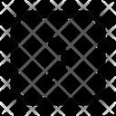Interface Arrow Next Icon