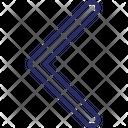Right Arrow Directional Arrow Navigational Icon