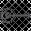 Right Arrow Forward Arrow Arrowhead Icon