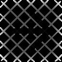 Arrow Right Forward Icon