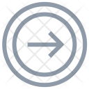 Right Arrow Directional Icon