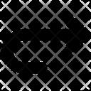 Arrow Back Undo Icon