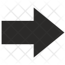 Right Way Side Icon