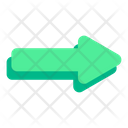 Right Map Pin Icon
