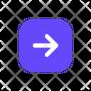 Right Arrow Direction Arrow Icon