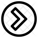 Right Arrow Next Icon