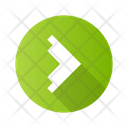 Arrowhead Right Forward Icon