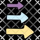 Right Arrows Icon