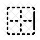 Right Border Cell Icon