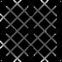 Right Border Interface Essentials Table Bold F Icon