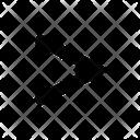 Right Next Arrow Icon