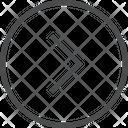 Right Arrow Direction Arrow Direction Icon