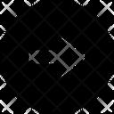 Right Circle Icon