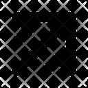 Right Corner Arrow Icon