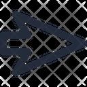 Cursor Right Icon