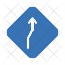 Right Curved Arrow Icon