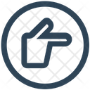 Right Direction Icon