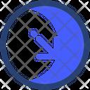 Arrow Basic Direction Icon