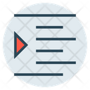 Right Indent Icon