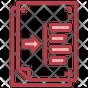 Right Indentation Icon