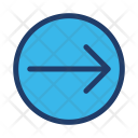 Right Move Icon